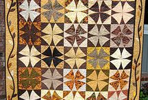 Quilts winding ways
