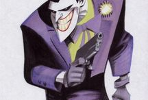 My favourite comic book character/superhero