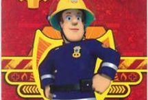 Sam il Pompiere - Fireman Sam / Album di figurine dedicato a Sam il Pompiere - Fireman Sam  Stickers Album