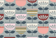 prints & patterns / beautiful surface design and inspiring prints