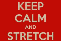 Stretches for shoulder problems / Different stretches for shoulder problems