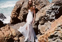 Vestidos de novia: Boho Chic Style / Vestidos de novia, hippie style, boho chic style. Wedding dresses