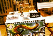 Henri Bendel's Pulleez Pony Bar / Pulleez #hair accessories available on www.pulleez.com; select styles available only at Henri Bendel NY / by Pulleez