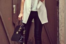 Black & White look