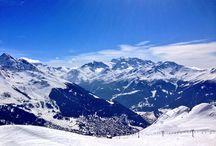 Verbier - Suíça / Conheça um pouco da montanha de Verbier, na Suíça!