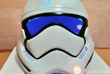 Strom Trooper Helmet / Products description : Strom Trooper Mask made of fiber glass + the real helmet inside with good paint! We use Kyt 3/4 helmet brand for the basic of Helmet  * The Shield Can be opened and comes with black shield * Added 2 LED Lights on face area and 1 LED light on the left side * LED lights color available : BLUE, GREEN N RED. * On/Off Switch * Size Available M.L.XL * The Helmet basic has a DOT Approved * We Ship Worldwide * Color & Airbrush by Request