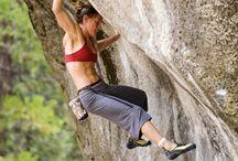 Rock Climbing Inspo