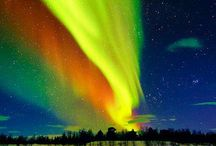 Northern Lights, Milky Way, etc... / by Elizabeth L Kuchera