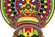Madhubani Style