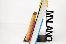 BONESSI MILANO BOOKEND / bonessi - bookends