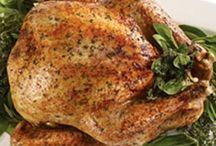 Turkey recipes  / by Ally McClary Bertrand