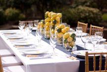 Reghoekige tafels