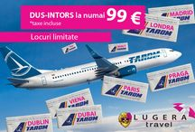 Oferte TAROM / Only 99 Euros for EUROPE
