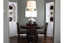 Dining room / by Amanda Meyer