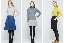 Turtleneck sweater / Different ways to wear turtleneck