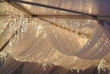 Winter Wedding Ideas / Wedding ideas for your Winter inspired wedding! Decorations, flowers, gowns, hairstyles and cakes.