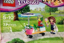 Party lego friends