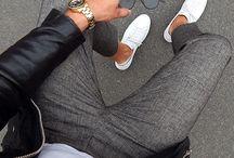 Street-Styles für Herren