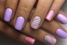 nails spring summer