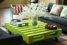 what to do with pallets?