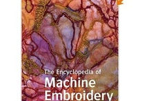 Machine embroidery / by Jane Tattersall