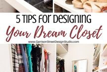 DREAM CLOSET / Life is to short to wear boring clothes. Here you will find everyday outfit ideas and tips to create a beautiful wardrobe in your stylish dream closet.