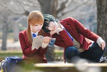 TONARI NO KAIBUTSU-KUN / by everything cosplay