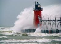lighthouses / by Sharon Bruso Larson