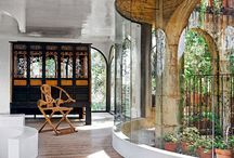 earthship, cob house, eco-friendly living