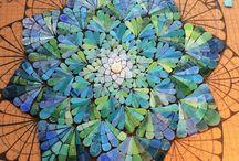 Mosaics ( Dosemeli )