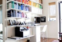 the office / Ideas for our new small and compact office