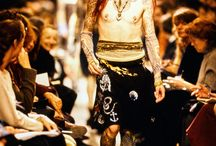 J.G.GAULTIERtattoo collection ss1994