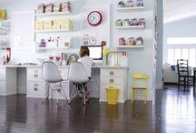 Mitchell Office / by Julie Mitchell
