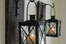 Lanterne e candele