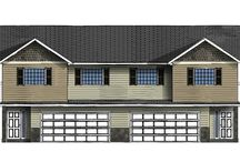 Twin Home Floorplans / Twin Home plan options from Jordahl.  Your Style, Your Home. Jordahl Custom Homes