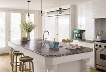 Kitchen Islands / Great for space, great for your place! Kitchen islands!