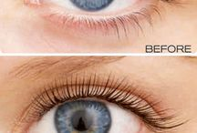 """LVL / """"Lengthen, Volume and Lift""""! An exciting new technique designed to give you longer looking lashes without the use of eyelash extensions. The upper natural lashes are lifted and tinted to create a naturally enhanced look."""