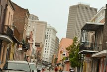 New Orleans Vacation / by Amanda