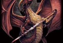Dragones / by Celeste