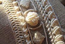 сутажная вышивка