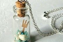 Little Glass Bottle Crafts
