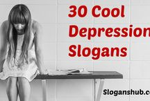 Depression Slogans
