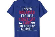 A Crazy Cat Lady / This board is for all people who loves cat or cat lovers