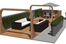 Project Wellseley Roof Terrace