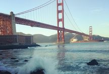 San Francisco Movie Locations / San Francisco is amazingly photogenic - here are a few of the locations filmmakers have taken advantage of this fact ... also, I'm trying out Pinterest's new map feature