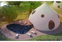 """Contest: Glamping / Submissions from arcbazar contest titled """"Glamping"""" http://www.arcbazar.com/campsite-design/competition/lombok-place-glamping-indonesia-jakarta"""