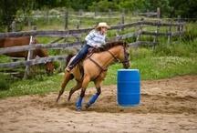 Western Events / Bull riding, barrel racing, pole bending, bull dogging, saddle bronc, bucking Broncs, gymkhana, roping and wayy more..