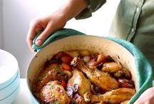 Chicken wine stew