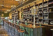 Bars / Places that we'd like to drink. / by Drinking In America