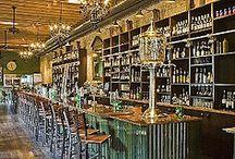 bares e restaurante